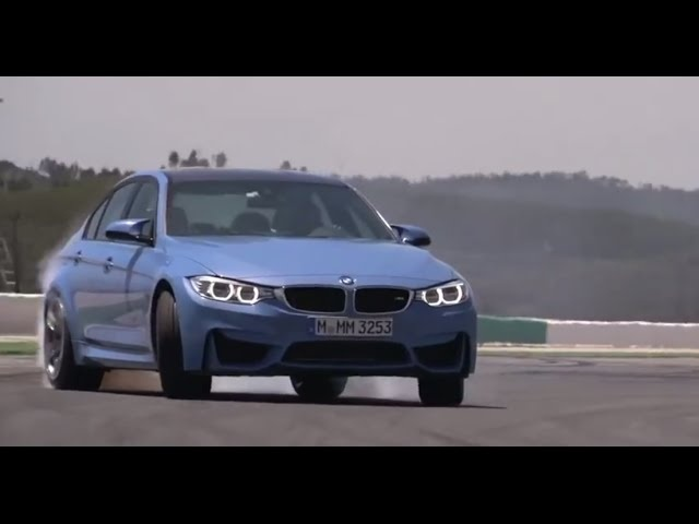 2015 <em>BMW</em> M3, A New Era for M - CHRIS HARRIS ON CARS