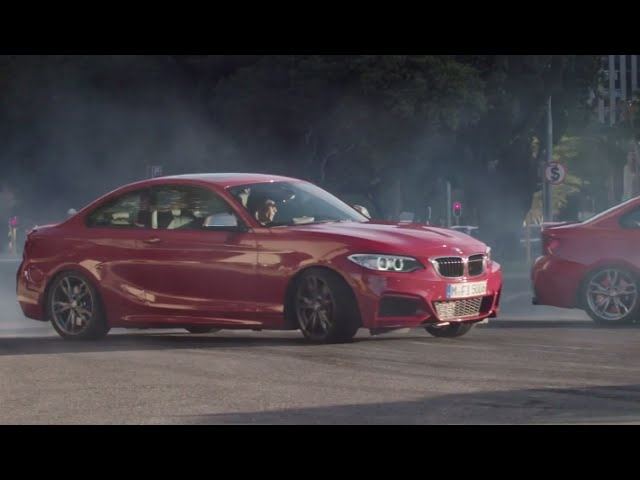 Behind The Scenes of <em>BMW</em>'s The Epic Driftmob - /DRIVEN