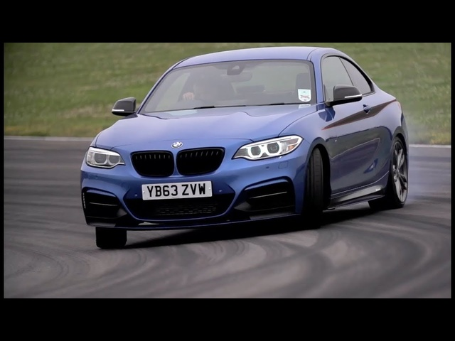 How To Drift, <em>BMW</em> M235i - /Chris Harris On Cars