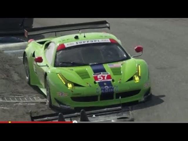 <em>Mazda</em> Raceway Laguna Seca -MOMO SLOWMO