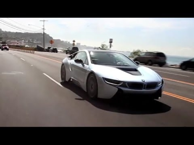 First Drive: <em>BMW</em> i8 - /CHRIS HARRIS ON CARS
