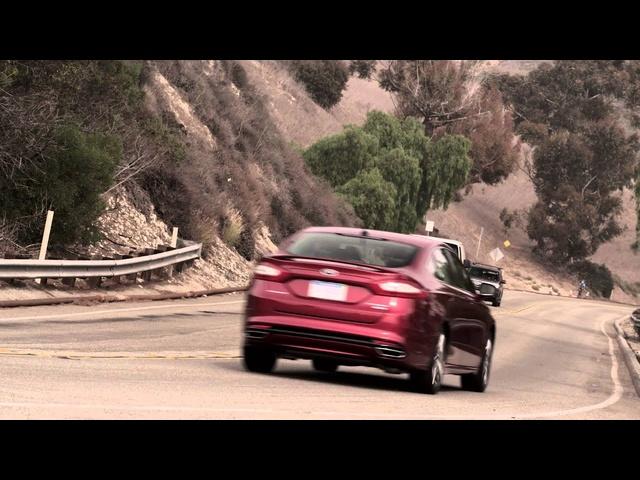2014 <em>Ford</em> Fusion -TEST/DRIVE