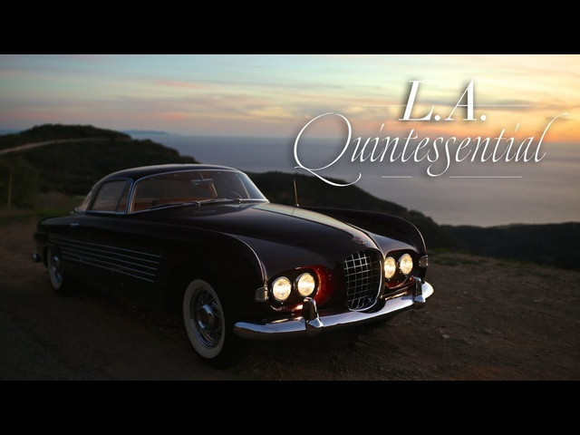 Rita Hayworth's <em>Cadillac</em> Ghia is Quintessential Los Angeles