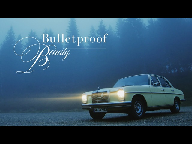 The <em>Mercedes</em>-Benz 280 is a Bulletproof Beauty