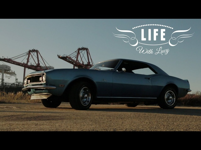 Camaro Ownership Changes Life Path