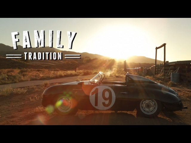 This Outlaw Porsche 356 is a Family Tradition