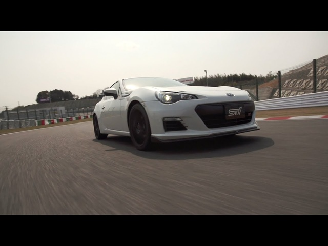 2015 <em>Subaru</em> BRZ tS Tuned by STI | DRIVEN