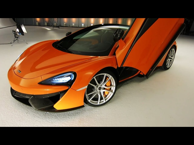 2016 McLaren 570S | 562 HP, 204 MPH, 0-60 in 3.1 Seconds!