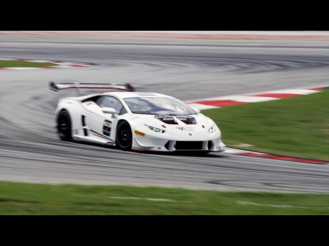 <em>LAMBORGHINI</em> HURACAN LP620-2 SUPER TROFEO | On Track