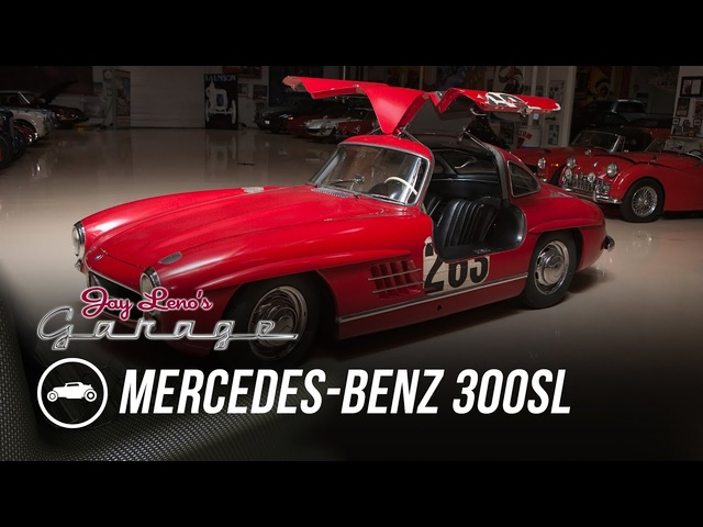 1955 <em>Mercedes</em>-Benz 300SL Gullwing Coupe – Ultimate Edition - Jay Leno's Garage