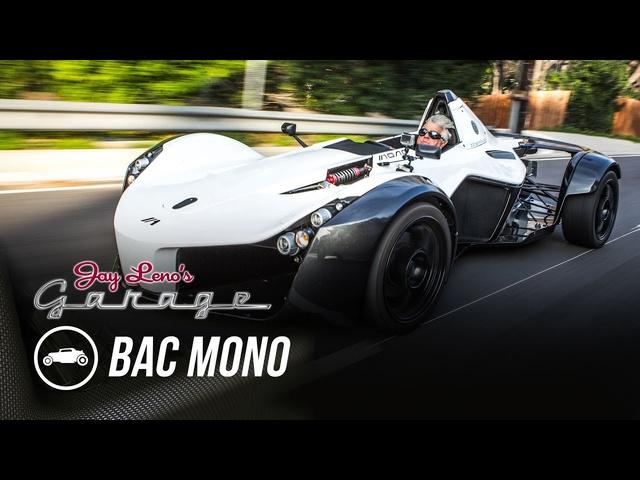 BAC Mono -Jay Leno's Garage