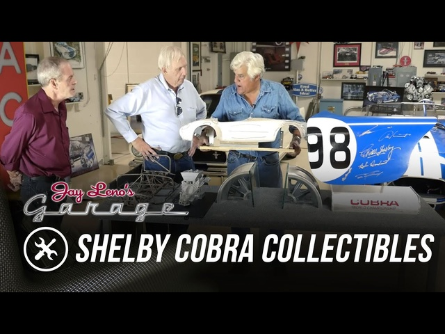 Shelby Cobra Collectibles - Jay Leno's Garage