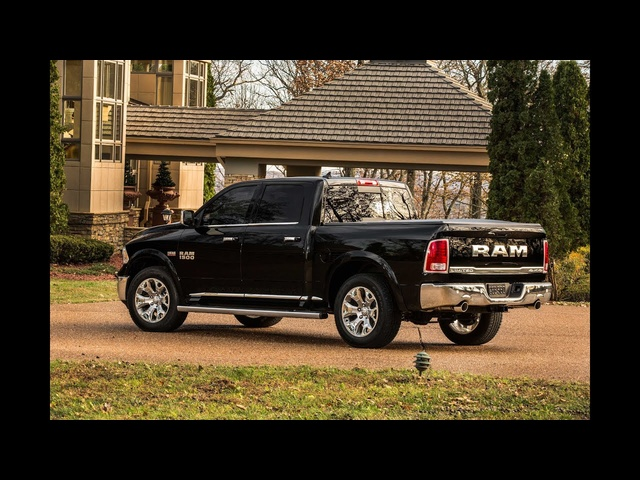 2015 Ram Laramie Limited - TestDriveNow.com Preview by Auto Critic Steve Hammes