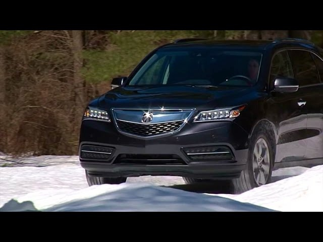 2016 Acura MDX - TestDriveNow.com Review by Auto Critic Steve Hammes
