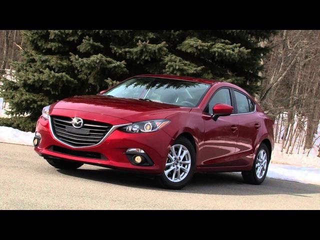 2015 <em>Mazda</em> <em>MAZDA</em>3 -TestDriveNow.com Review by Auto Critic Steve Hammes | TestDriveNow