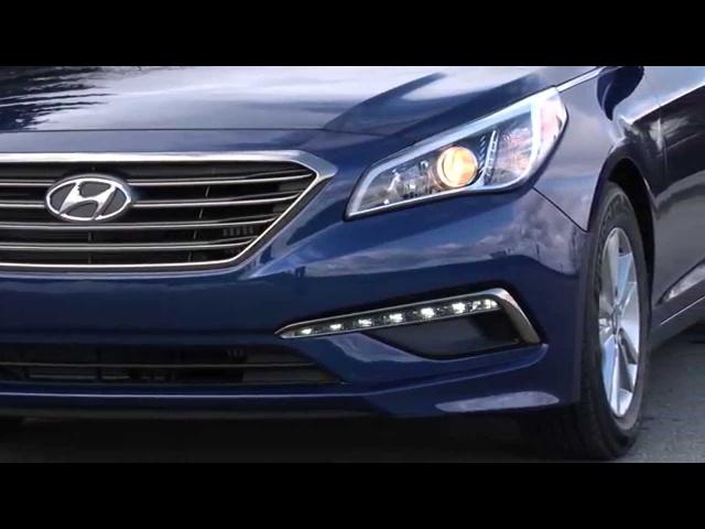 2015 <em>Hyundai</em> Sonata Eco -TestDriveNow.com Review by Auto Critic Steve Hammes | TestDriveNow