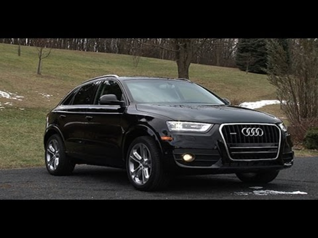 2015 <em>Audi</em> Q3 -TestDriveNow.com Review by Auto Critic Steve Hammes | TestDriveNow