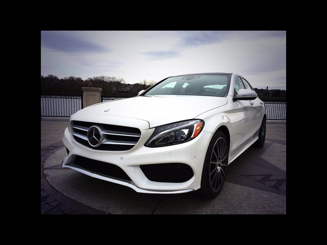 2015 <em>Mercedes</em>-Benz C400 - TestDriveNow.com Review by Auto Critic Steve Hammes