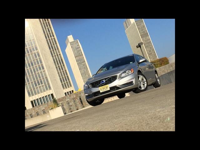 2015.5 Volvo V60 T5 Drive E -TestDriveNow.com Review by Auto Critic Steve Hammes | TestDriveNow