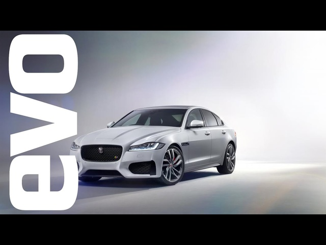 Jaguar XF at New York | evo MOTORSHOWS
