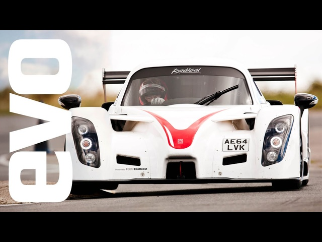 Radical RXC on board footage | evo TCOTY
