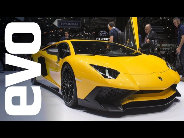 <em>Lamborghini</em> Aventador SV LP750-4 at Geneva 2015 | evo MOTOR SHOWS