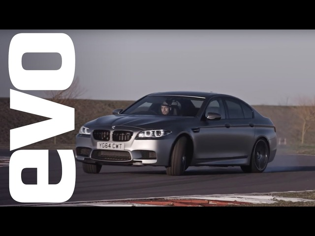<em>BMW</em> M4 vs <em>BMW</em> M5 | evo DEADLY RIVALS