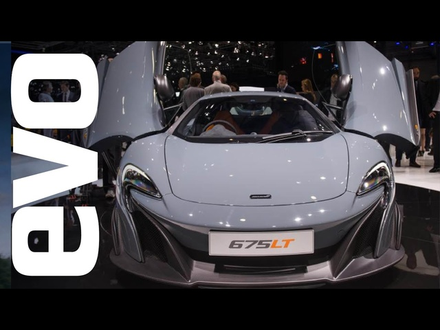 <em>McLaren</em> 675LT at Geneva 2015 | evo MOTOR SHOWS