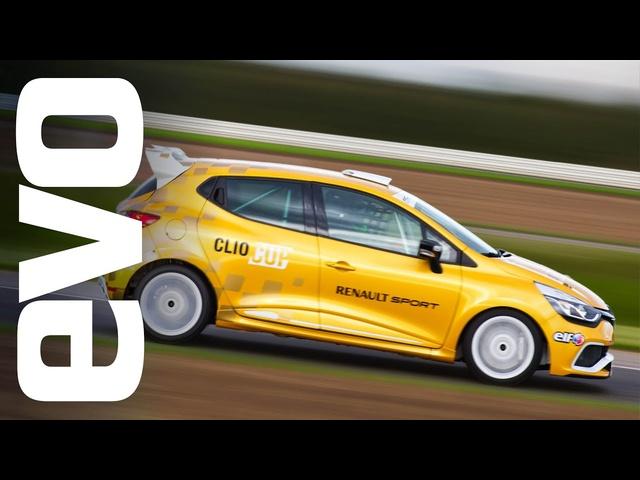 Renaultsport Clio on board | evo TCOTY