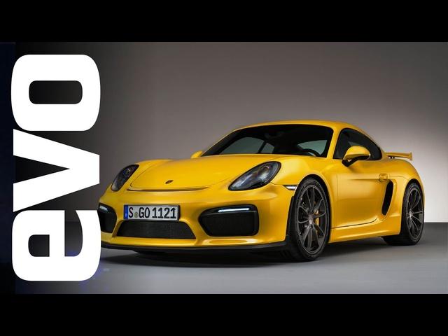 <em>Porsche</em> Cayman GT4 | INSIDE evo