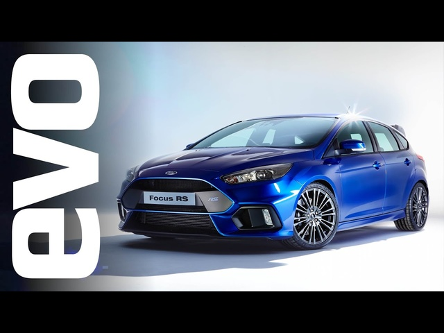 Ford Focus RS | INSIDE evo