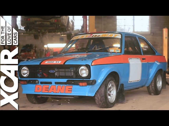 Race, Rally, Drift: Meet The Fastest Family - XCAR