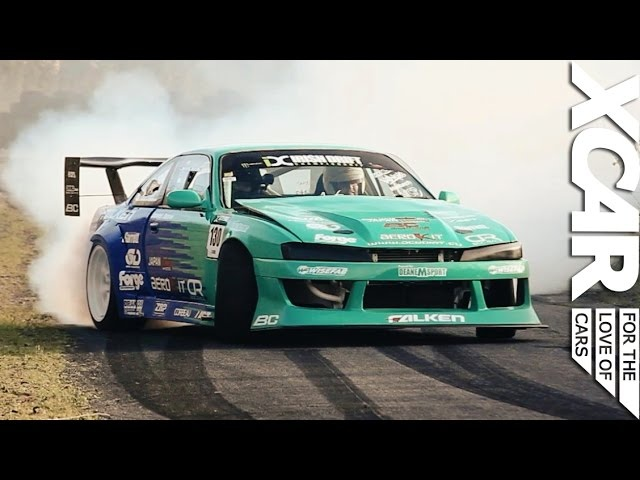 Born To Drift: James Deane - XCAR
