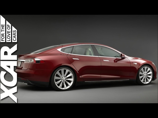 <em>Tesla</em> Model S: The Electric Car We've Been Waiting For? - XCAR