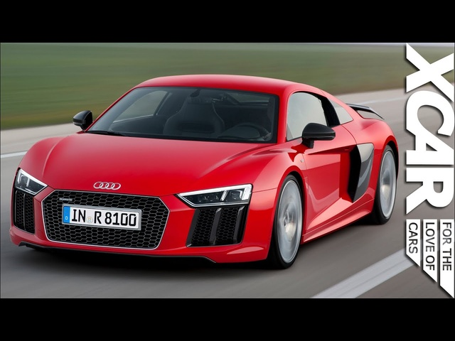 2016 Audi R8: The Full Story - XCAR