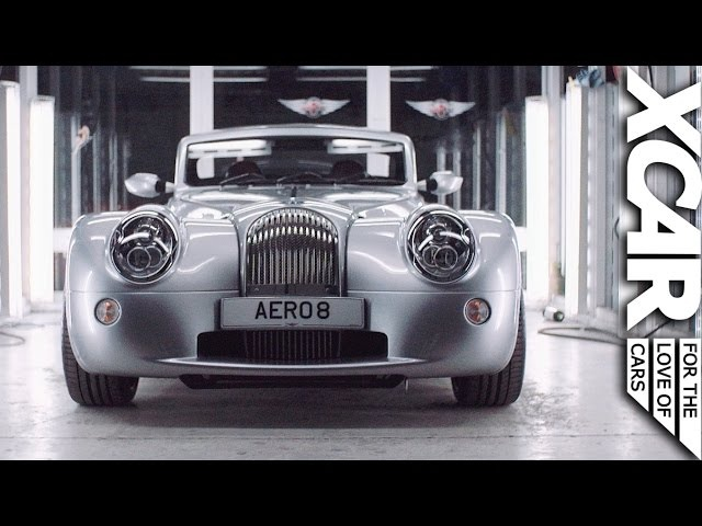 2016 Morgan Aero 8: Open Top Motoring Evolved - XCAR