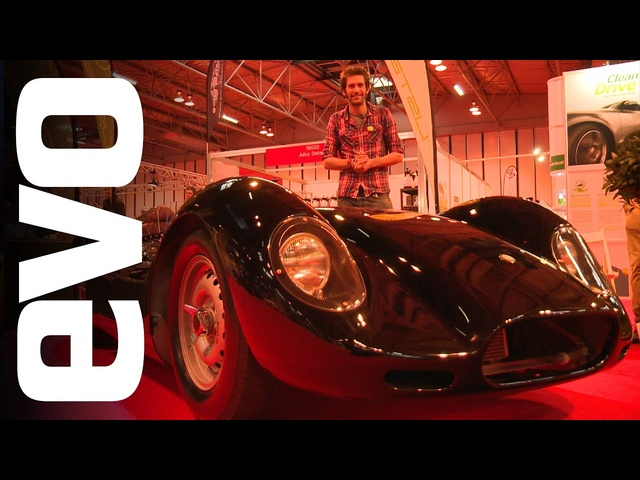 Lister Jaguar 'Knobbly' | evo MOTOR SHOWS