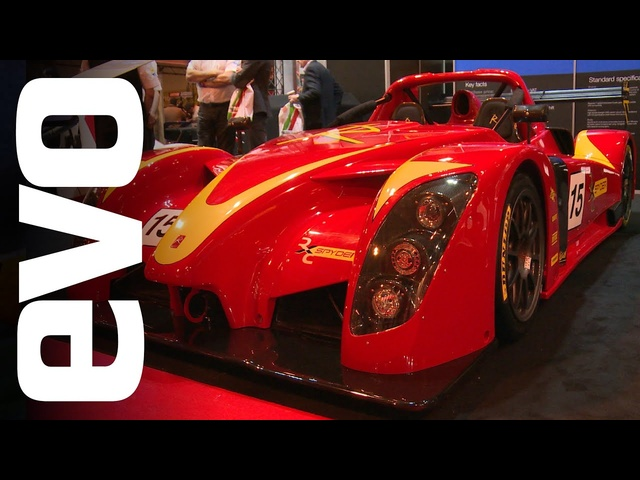 <em>Radical</em> RXC Spyder | evo MOTOR SHOWS