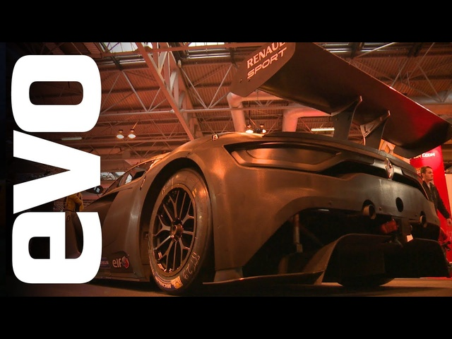 Renault RS 01 racing car | evo MOTOR SHOWS