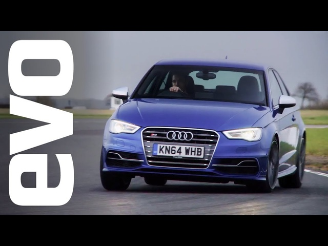 <em>Audi</em> S3 | evo REVIEWS