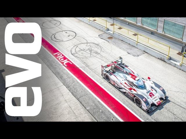 <em>Audi</em> R18 e-tron quattro on track | INSIDE evo