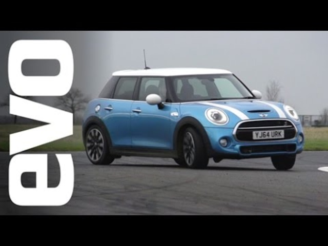 Mini Cooper S 5-door | evo REVIEWS