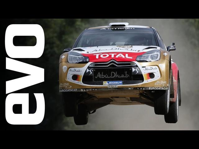 Kris Meeke's Citroën DS3R WRC | evo Diaries
