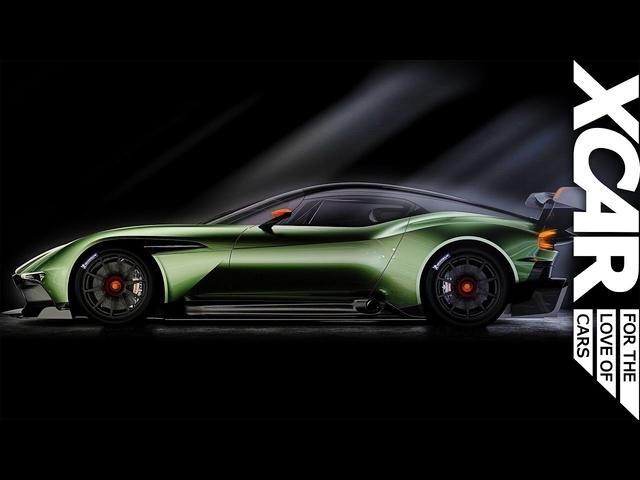 Aston Martin Vulcan: Hyper-rare Hypercar -XCAR