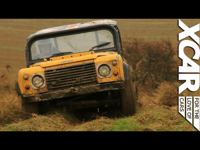 Defender Trials: Deep Mud, Big Smiles - XCAR