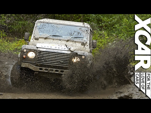 Defender Challenge: Racing In aWay No Other Car Can -XCAR