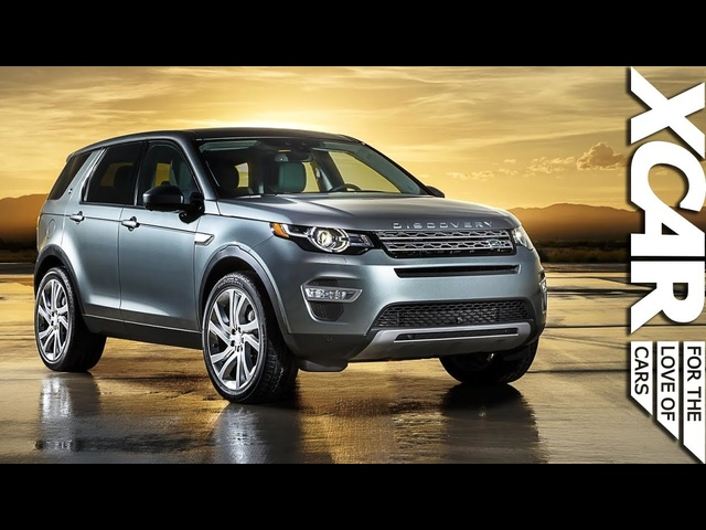Land Rover Discovery Sport: The Revolution Is Coming - XCAR