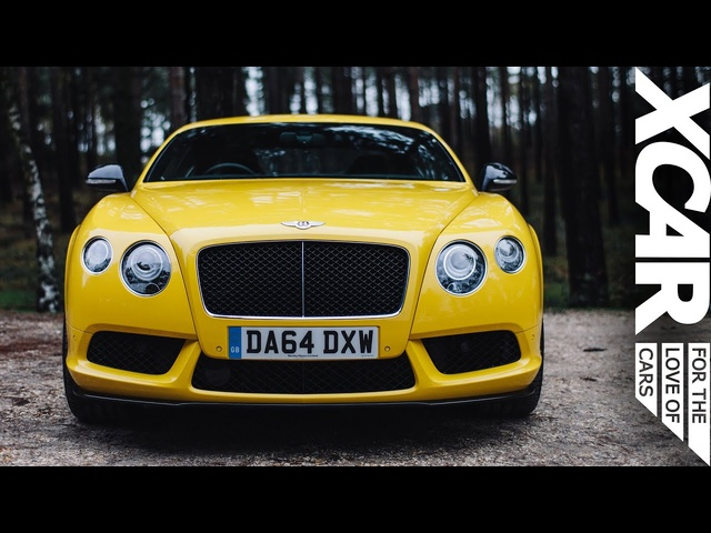 <em>Bentley</em> Continental V8 S: The Best <em>Bentley</em> Yet - XCAR