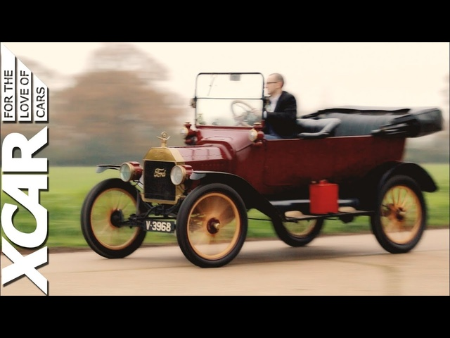 Ford Model T: How to Drive The Car That Moved The World - XCAR