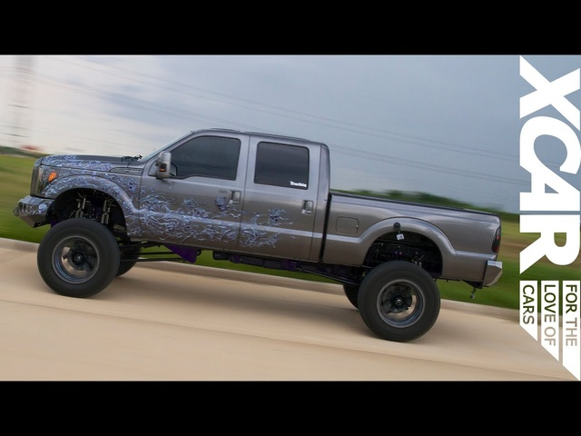 Big Bad Texan Trucks: Extreme Offroad & Performance -XCAR